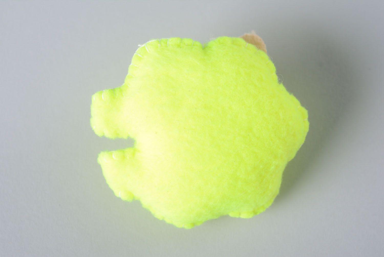Fleece toy Yellow Lamb photo 5