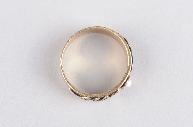 Handmade women ring bronze rings for women metal jewelry for women metal ring photo 10