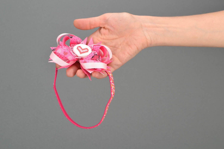 Headband Tender Heart photo 2