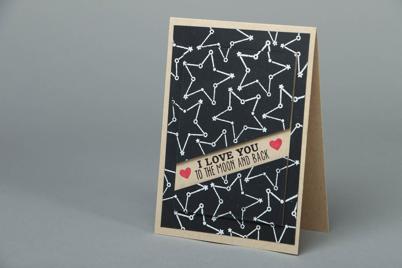 Unusual Valentine's Day post card photo 1