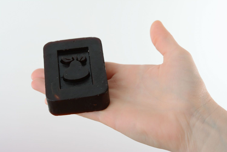 Chocolate soap photo 5