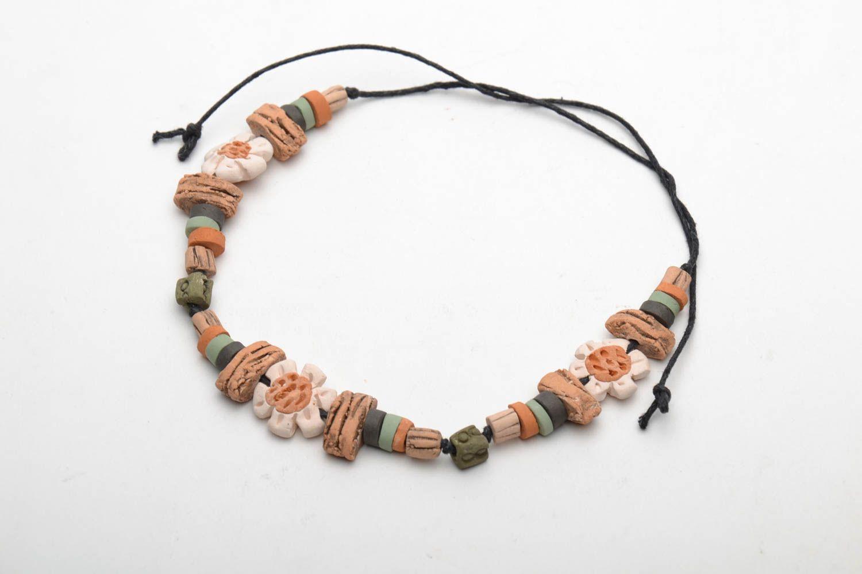 Ceramic bracelet photo 4