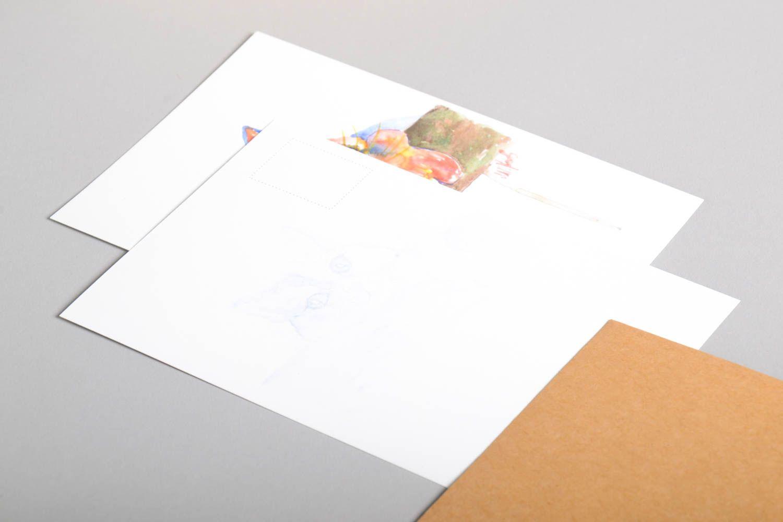Handmade greeting cards unusual greeting card for handmade gift ideas photo 3