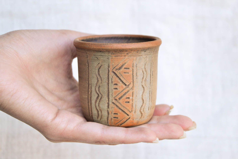 Madeheart vaso de arcilla artesanal vajilla de cer mica for Arcilla para ceramica