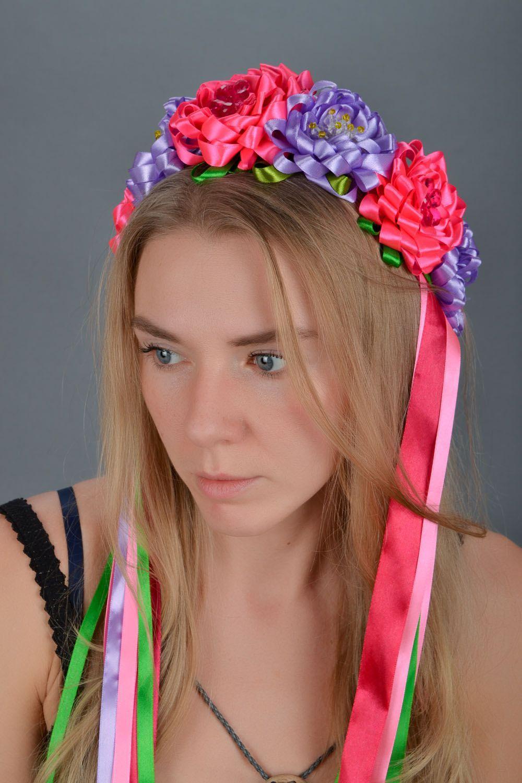 Head wreath Bright Summer photo 1