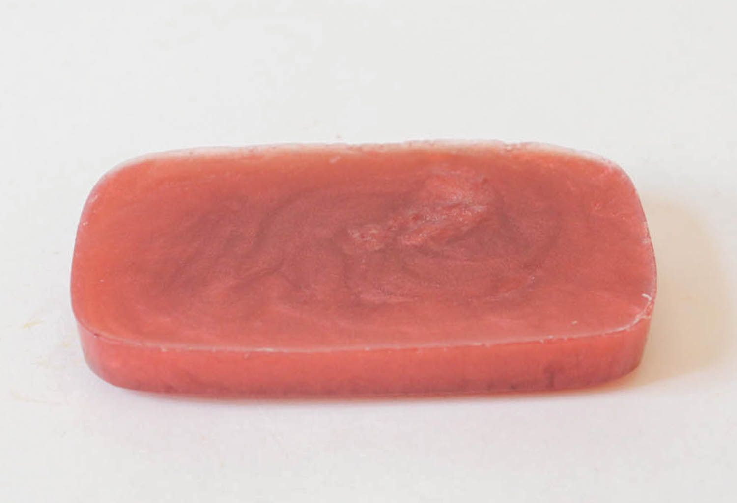 Calming soap with essential oil of ylang-ylang photo 2