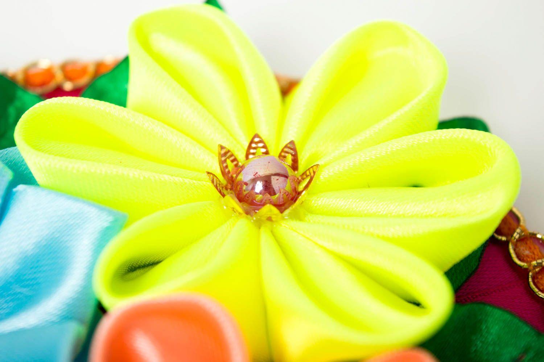 Handmade fridge magnet flower decor home decor unique gift kitchen interior photo 5