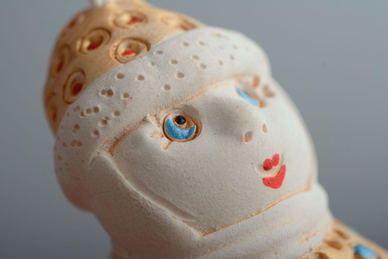 Designer ceramic bell photo 2
