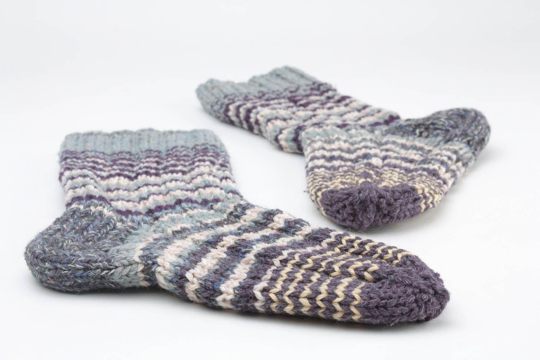 MADEHEART > Вязаные шерстяные носки