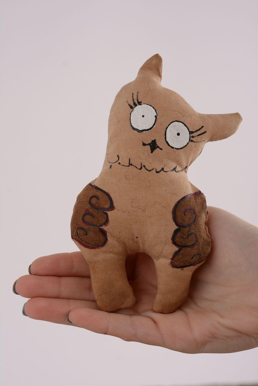 Soft toy with coffee aroma Owl photo 4