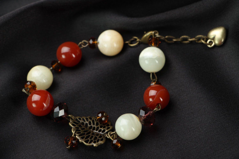 Jewelry set Buckthorn photo 3