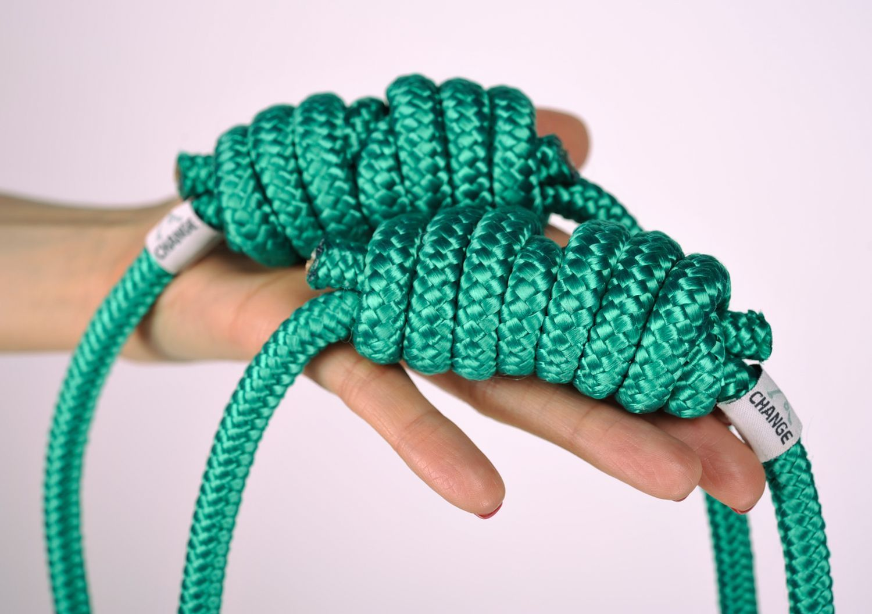 Caproic yoga rope  photo 3