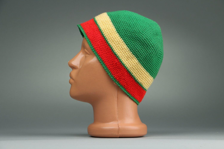 headwear Crochet hat - MADEheart.com