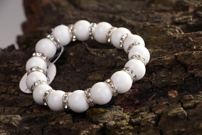 Bracelet with elastic band photo 1