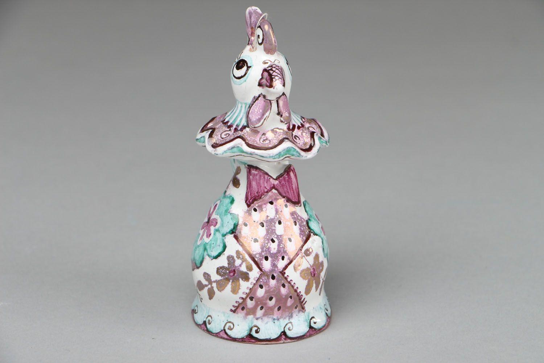 Designer ceramic bell photo 1