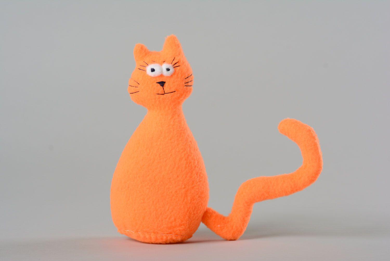 Flavored soft toy Orange Cat photo 1