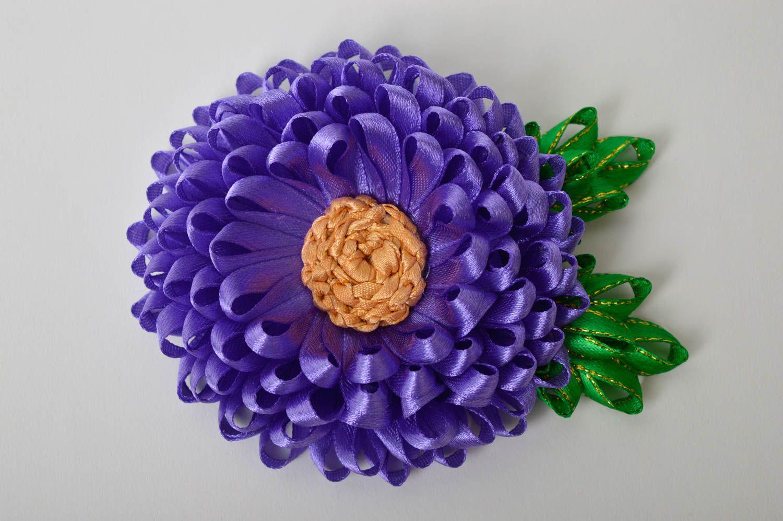 Handgefertigt Schmuck Brosche Geschenk für Frauen Designer Schmuck Blume foto 4