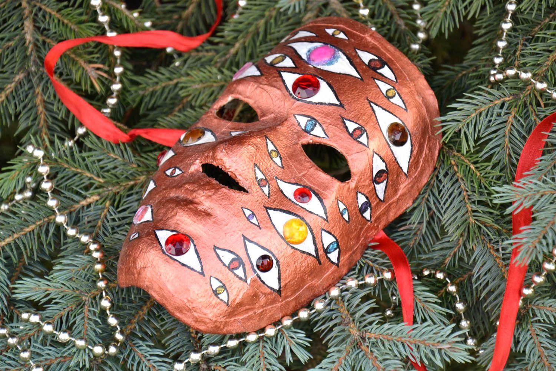 masks Unusual carnival mask - MADEheart.com