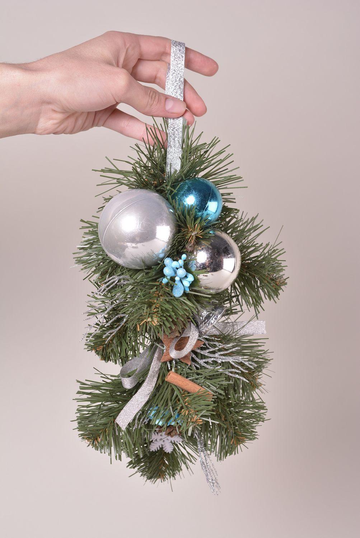 Décoration pour sapin de Noël faite main Suspension décorative Décoration  maison