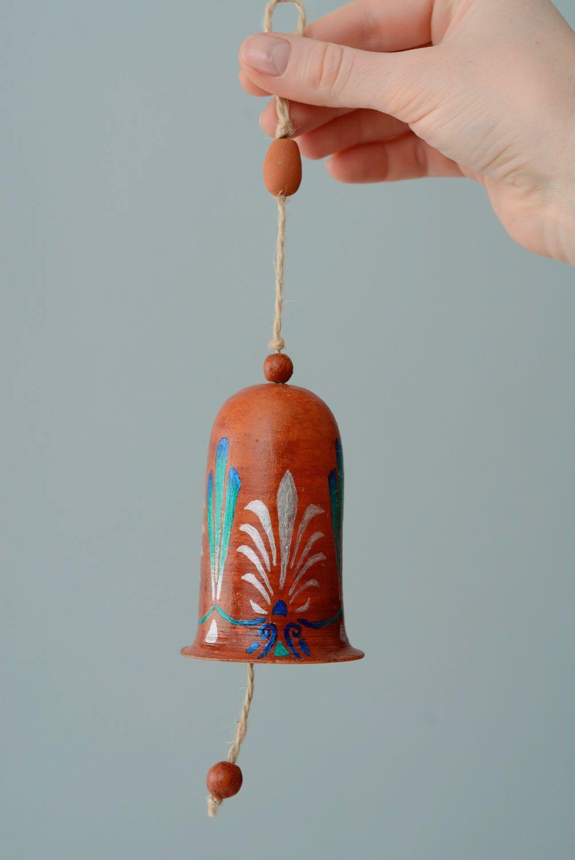 Large ceramic bell photo 4