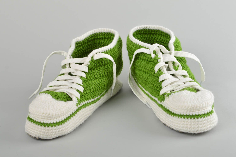 3fe33e1498e7 footwear Handmade crochet slippers crochet slipper boots womens slippers  cool gifts - MADEheart.com