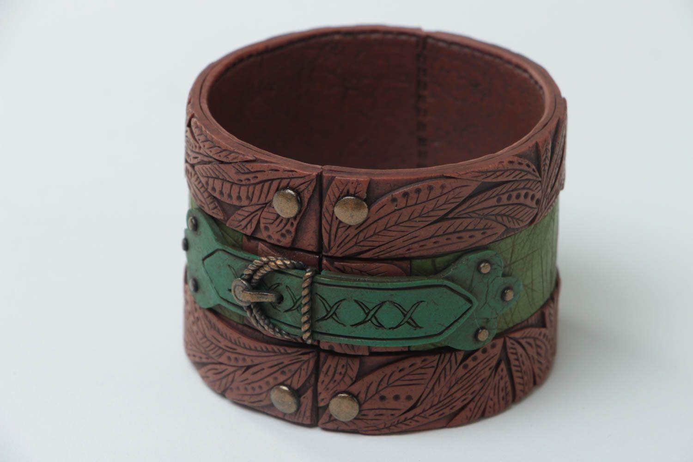 Handmade Damen Armband Ethno Schmuck Designer Accessoire stilvoll modisch schön foto 1