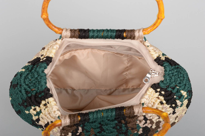 d606cdada15 Designer bags handmade bag macrame bag fashion accessories women purse