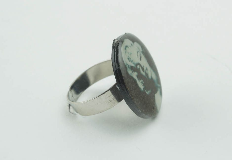 Handmade ring  photo 3