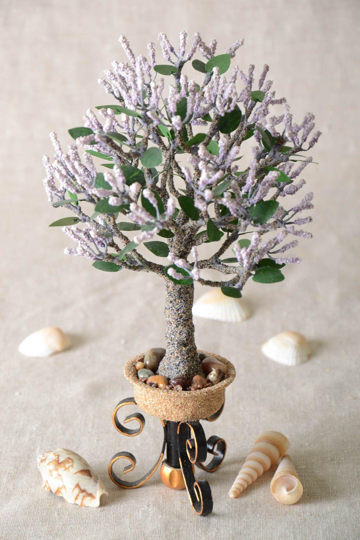 Handmade tree  decor ideas home decor tree with flowers artificial tree photo 1