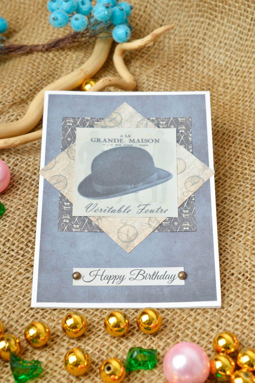 Handmade greeting card designer greeting card handmade gifts souvenir ideas photo 1