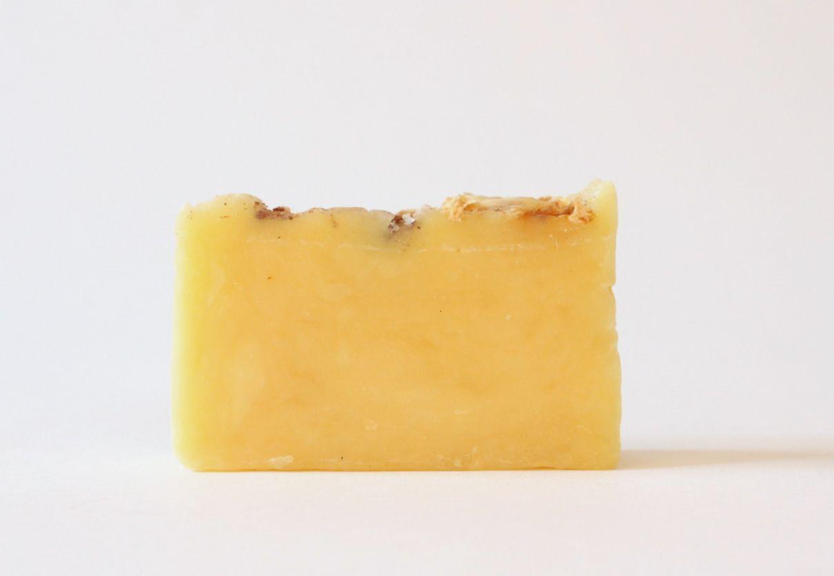 Orange soap with cinnamon photo 2