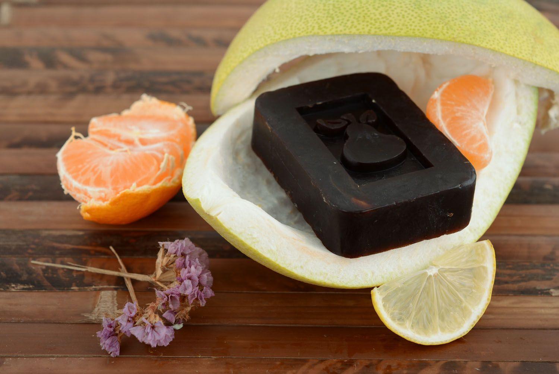 Chocolate soap photo 4