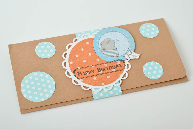 Handmade money envelope lucky money envelope souvenir ideas birthday gift ideas photo 2