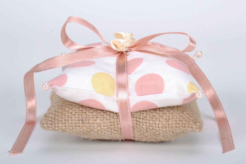 Aroma sachet pillows photo 2