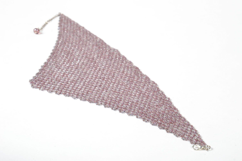 Ожерелье из бисера фото 2