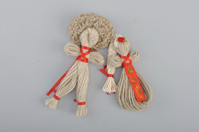 Handmade folk dolls photo 5