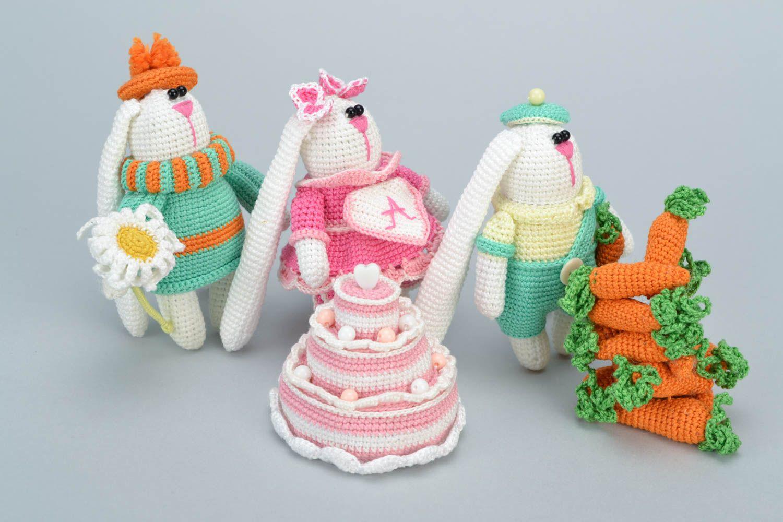Наборы вязания игрушек 52