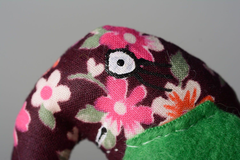Textile toy Elephant photo 2