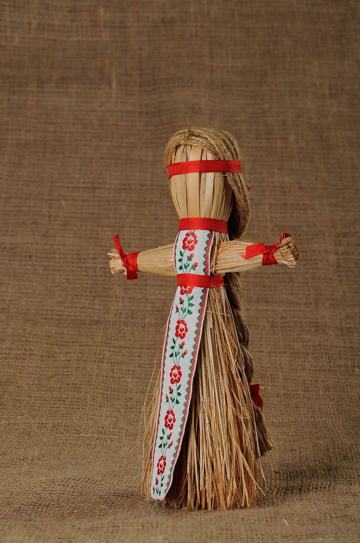 Как сделать куклу в вардольском стиле