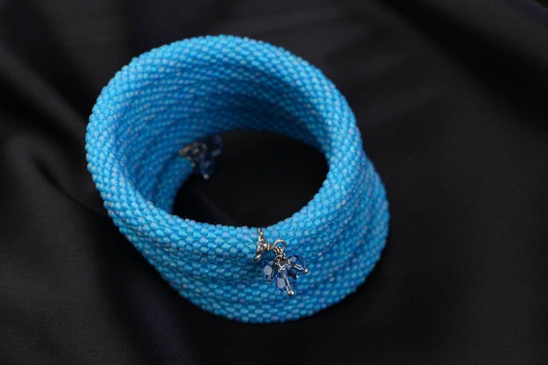 Multi-row beaded bracelet photo 2