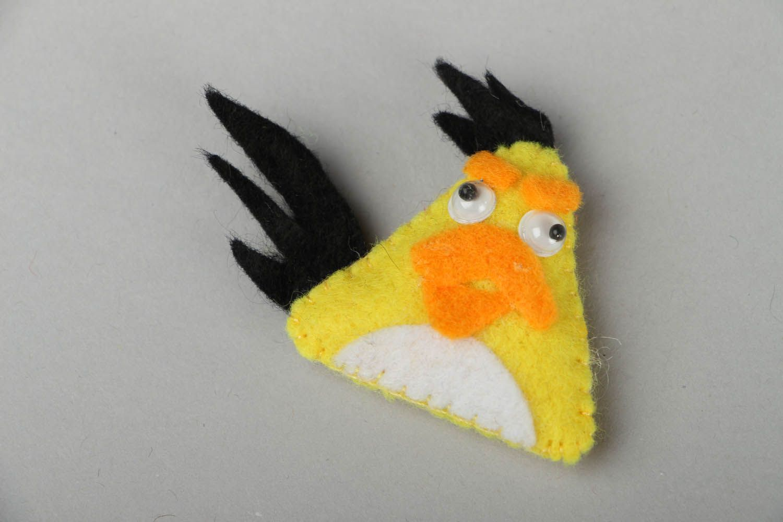 Fridge magnet Yellow Bird photo 1