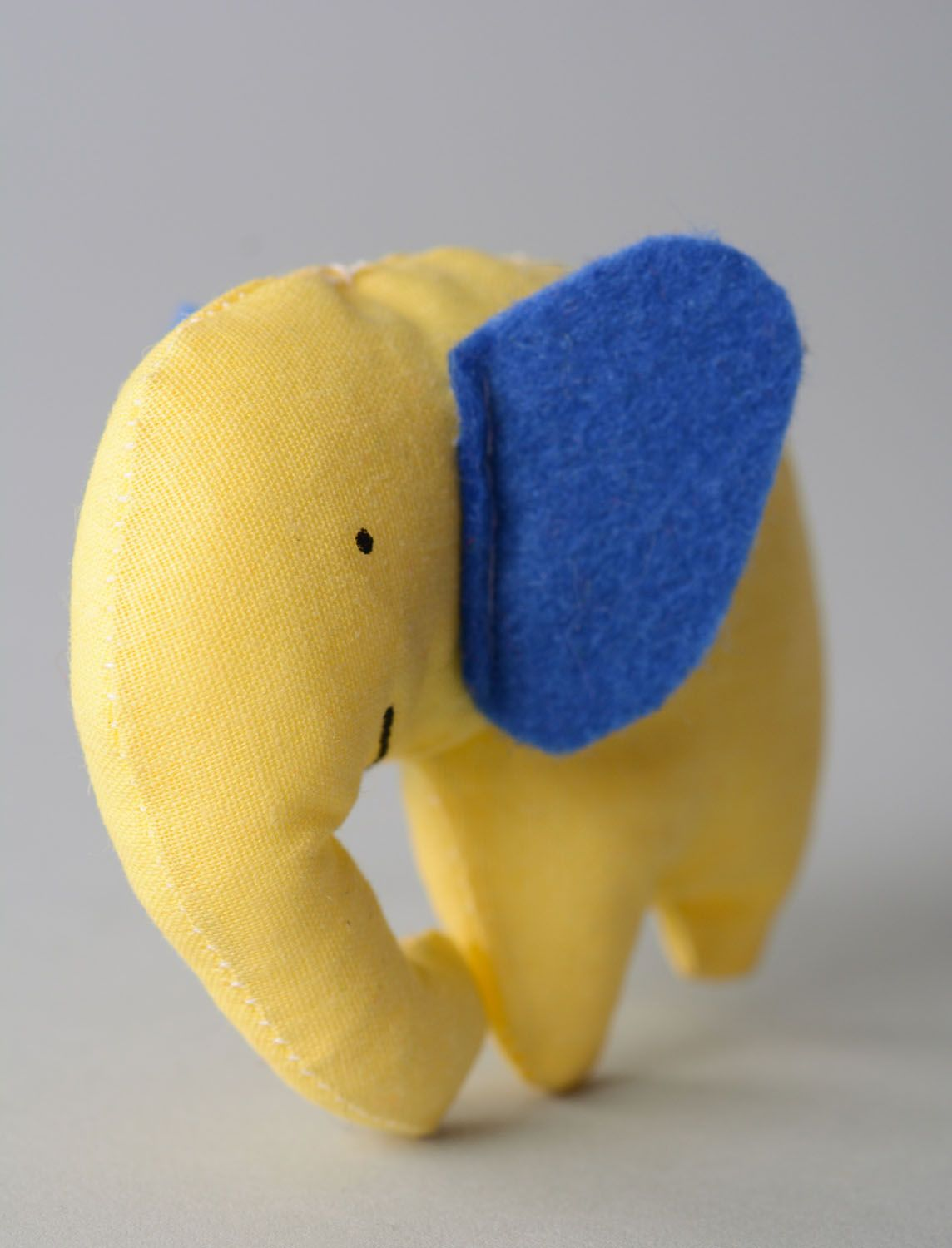 Textile toy Elephant Biscuit photo 5