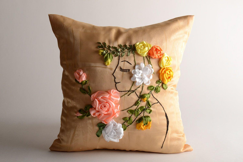 красивые наволочки на подушки своими руками фото отдельную категорию можно