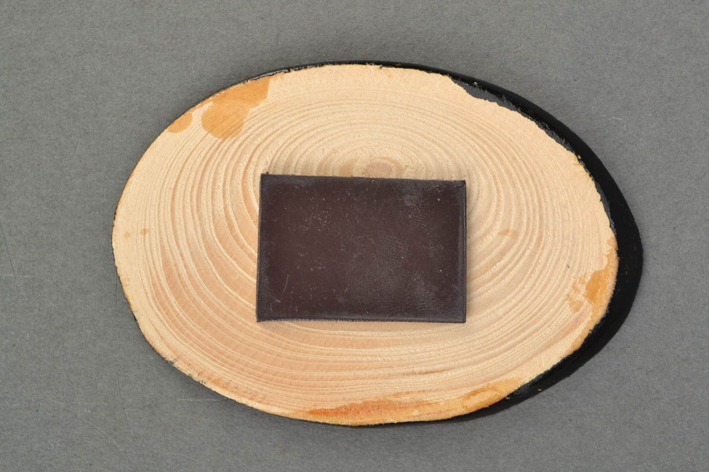 Fridge magnet with Petrikivka painting photo 4