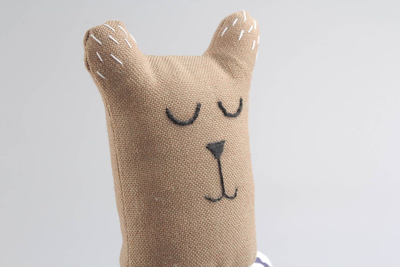 Textile soft toy Bear photo 2