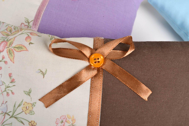 Homemade home decor decorative pillows scented sachets 3 sachet bags gift ideas photo 2
