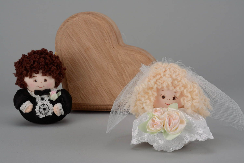 Couple of Wedding Toys Angels photo 3