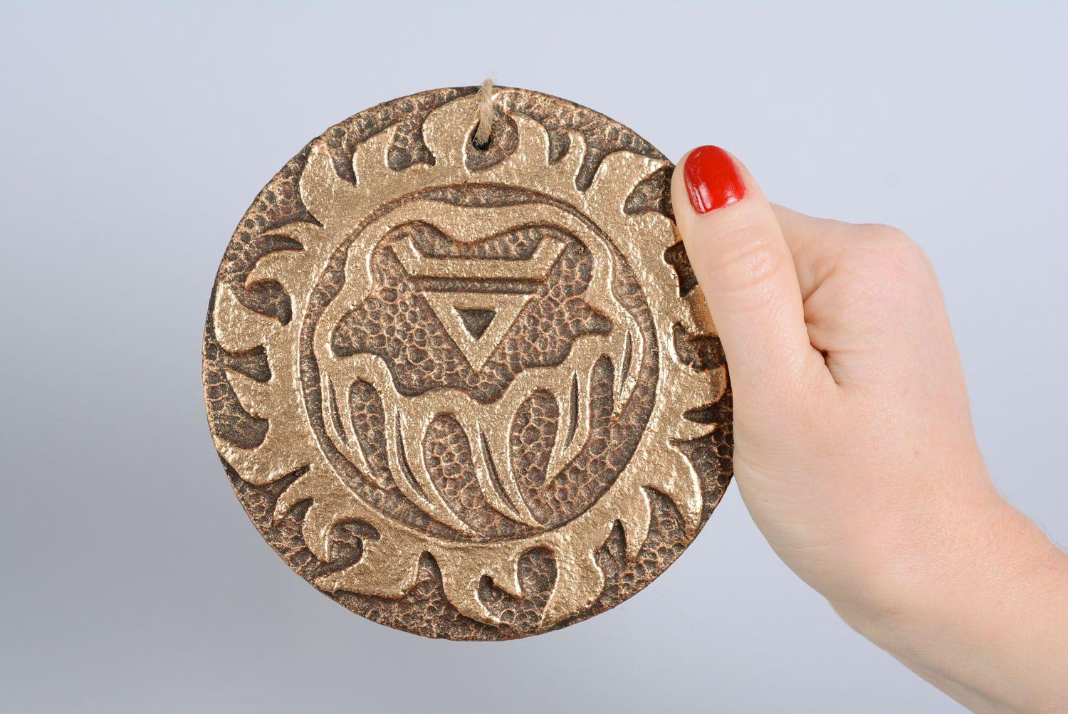 Amulet pendant Veles photo 3