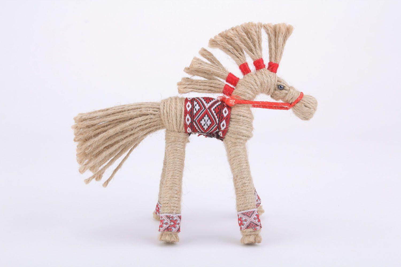 Slavic amulet Horse photo 2