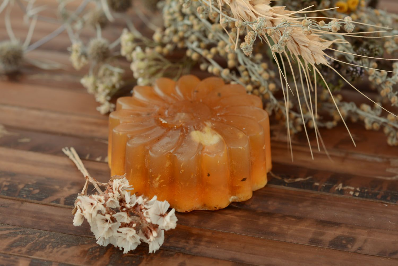 Chamomile soap photo 1